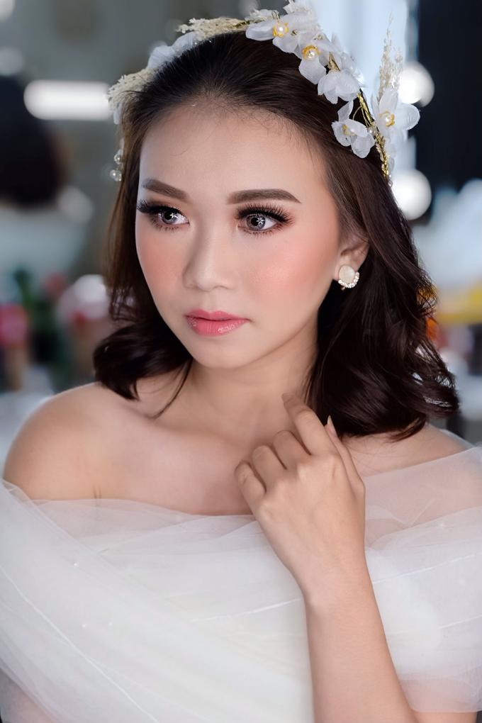 Pre Wedding Makeup  by Nataliang MUA and Academy - 002