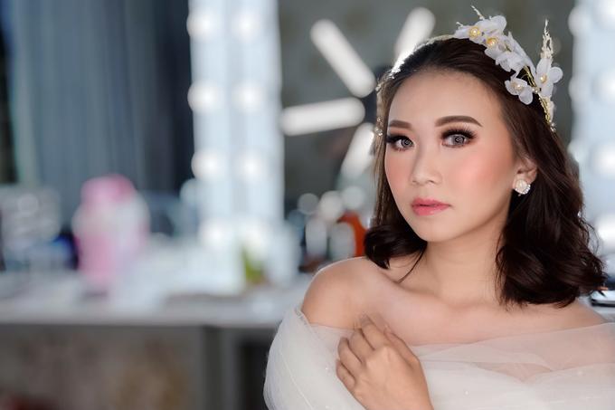 Pre Wedding Makeup  by Nataliang MUA and Academy - 004