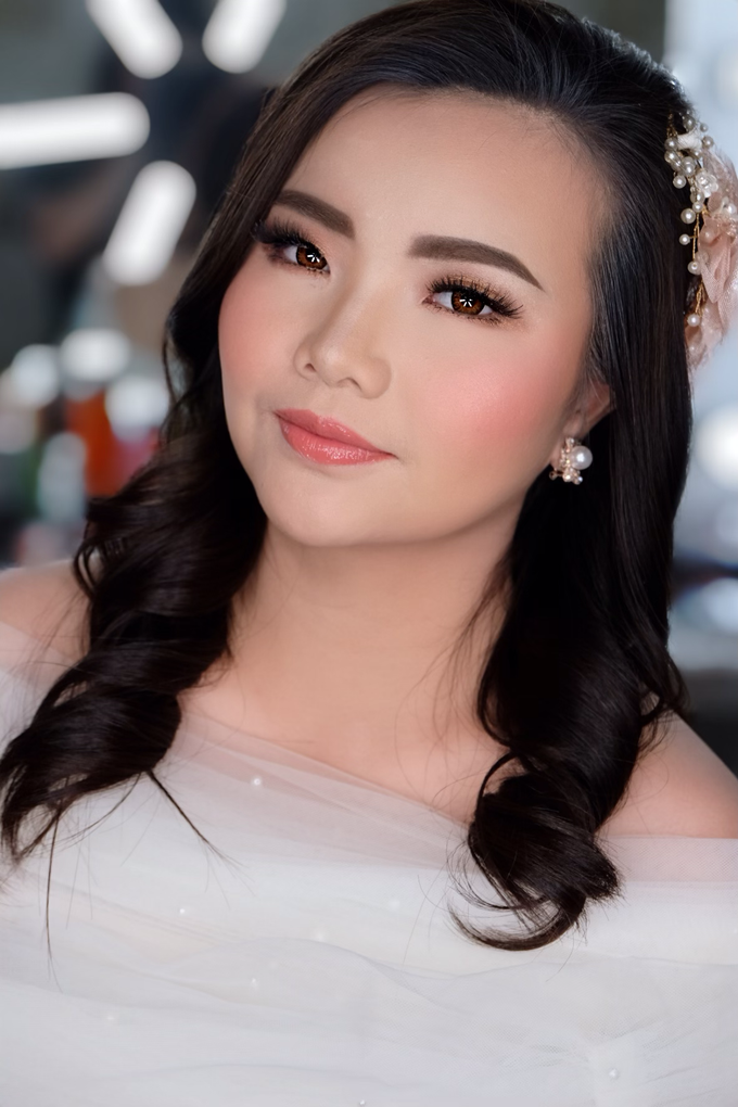 Pre Wedding Makeup by Nataliang MUA and Academy - 004
