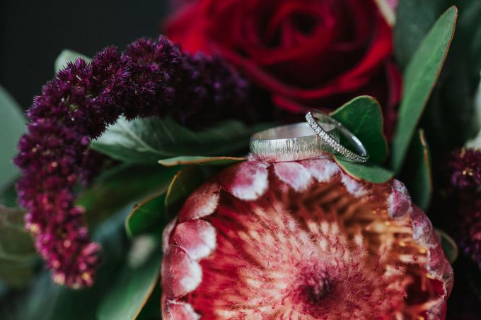 Rustic Mountain Wedding - Natasha & Simon by BWedding Invitations - 004