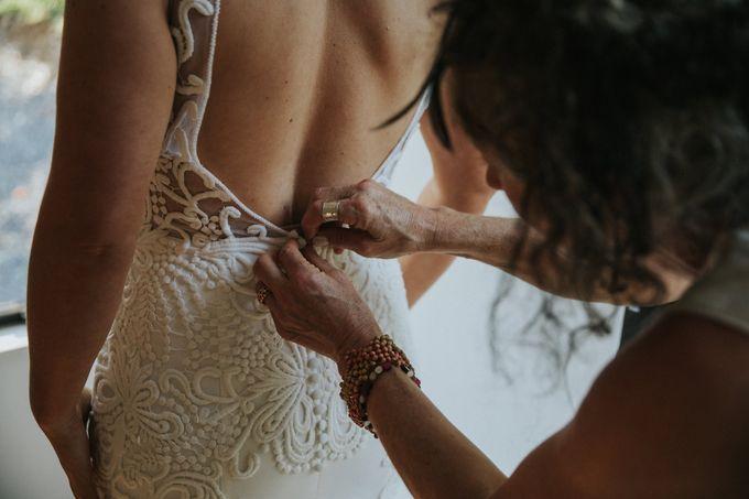 Rustic Mountain Wedding - Natasha & Simon by BWedding Invitations - 005