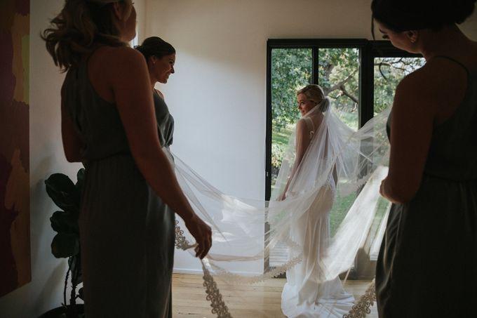 Rustic Mountain Wedding - Natasha & Simon by BWedding Invitations - 006