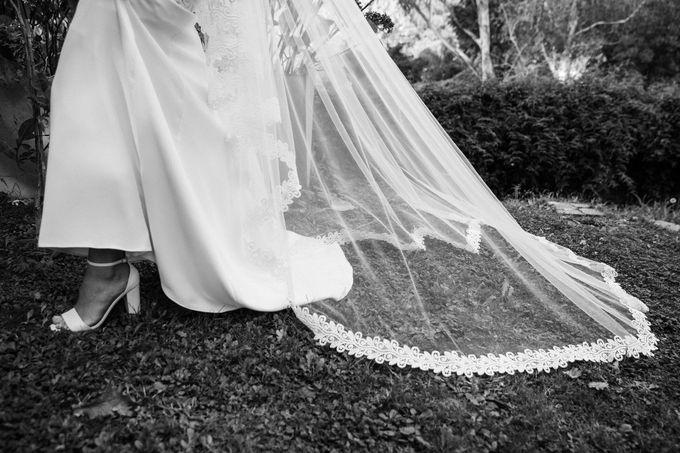 Rustic Mountain Wedding - Natasha & Simon by BWedding Invitations - 009