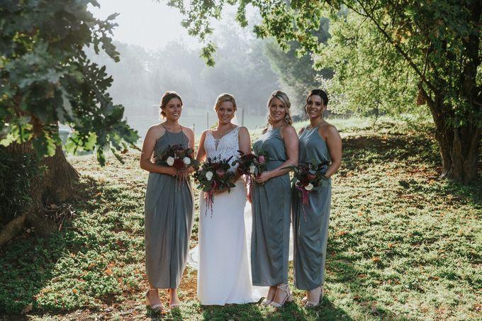 Rustic Mountain Wedding - Natasha & Simon by BWedding Invitations - 010