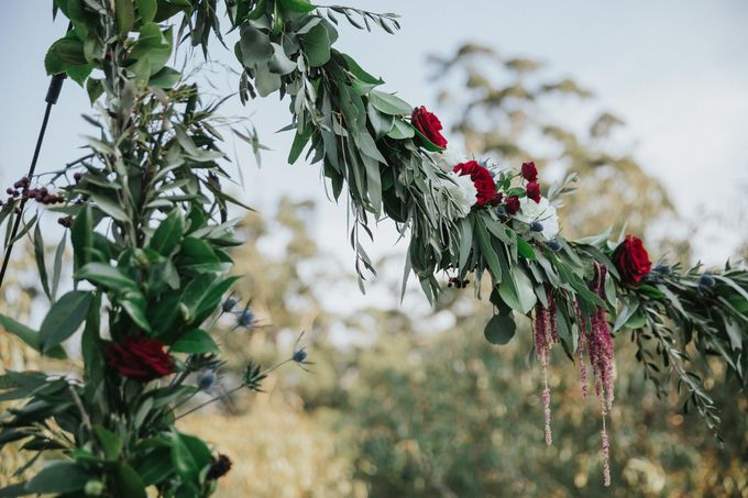 Rustic Mountain Wedding - Natasha & Simon by BWedding Invitations - 021