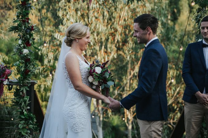 Rustic Mountain Wedding - Natasha & Simon by BWedding Invitations - 022