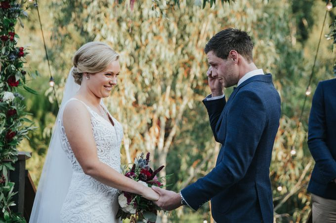 Rustic Mountain Wedding - Natasha & Simon by BWedding Invitations - 023