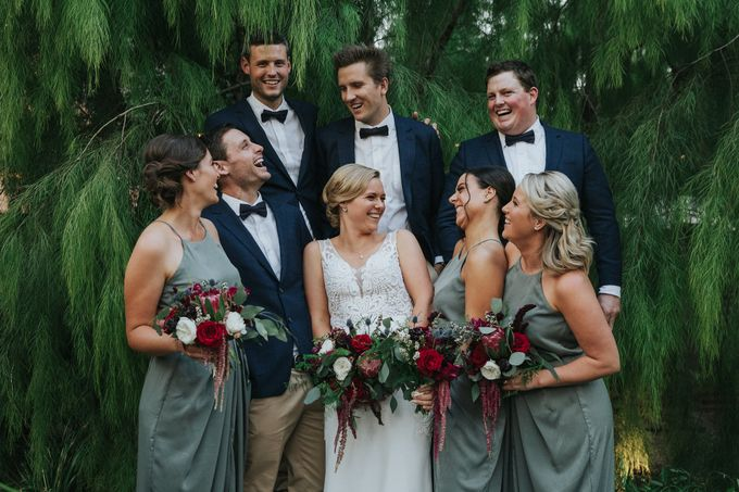 Rustic Mountain Wedding - Natasha & Simon by BWedding Invitations - 024