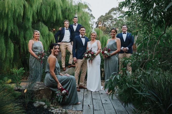 Rustic Mountain Wedding - Natasha & Simon by BWedding Invitations - 025