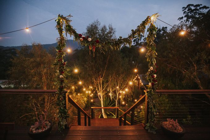 Rustic Mountain Wedding - Natasha & Simon by BWedding Invitations - 028