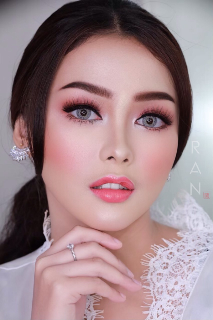 Wedding Makeup  by Natcha Makeup Studio - 002