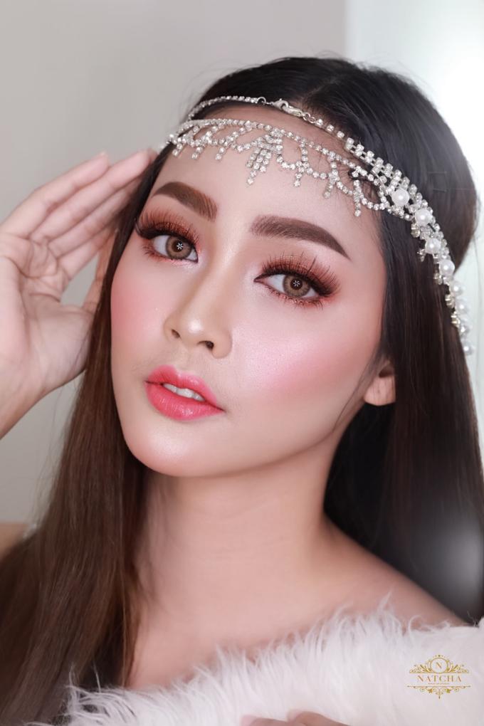 Thailand Bridal Look by Natcha Makeup Studio - 001