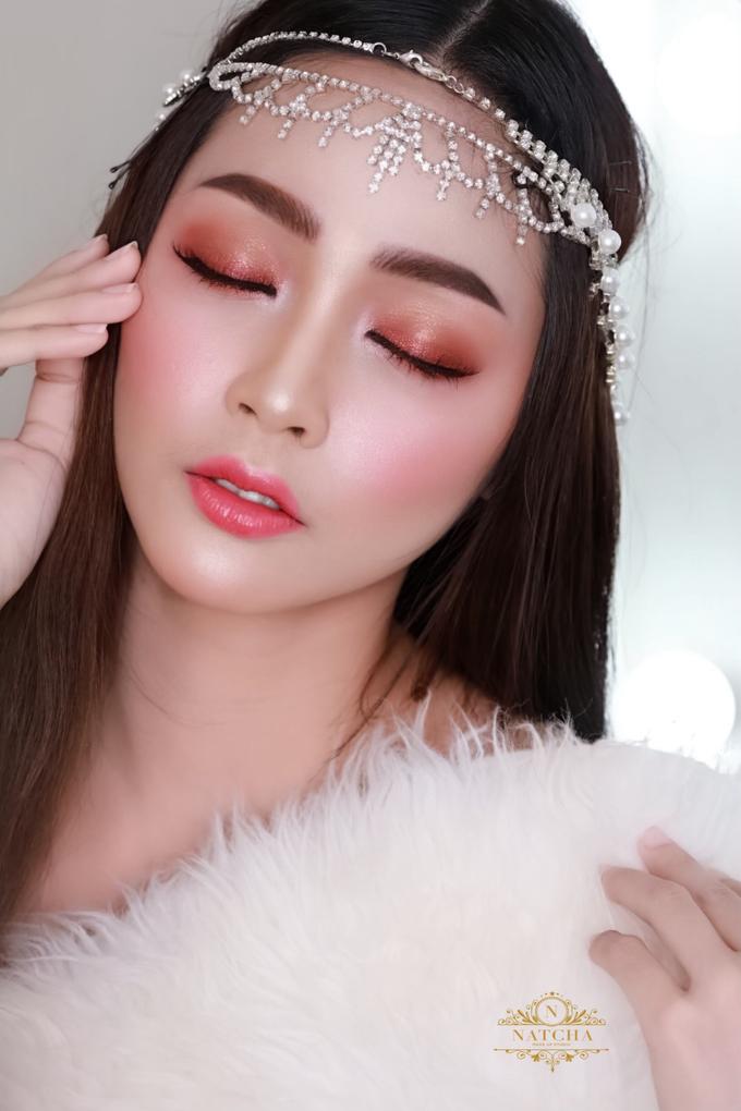 Thailand Bridal Look by Natcha Makeup Studio - 003