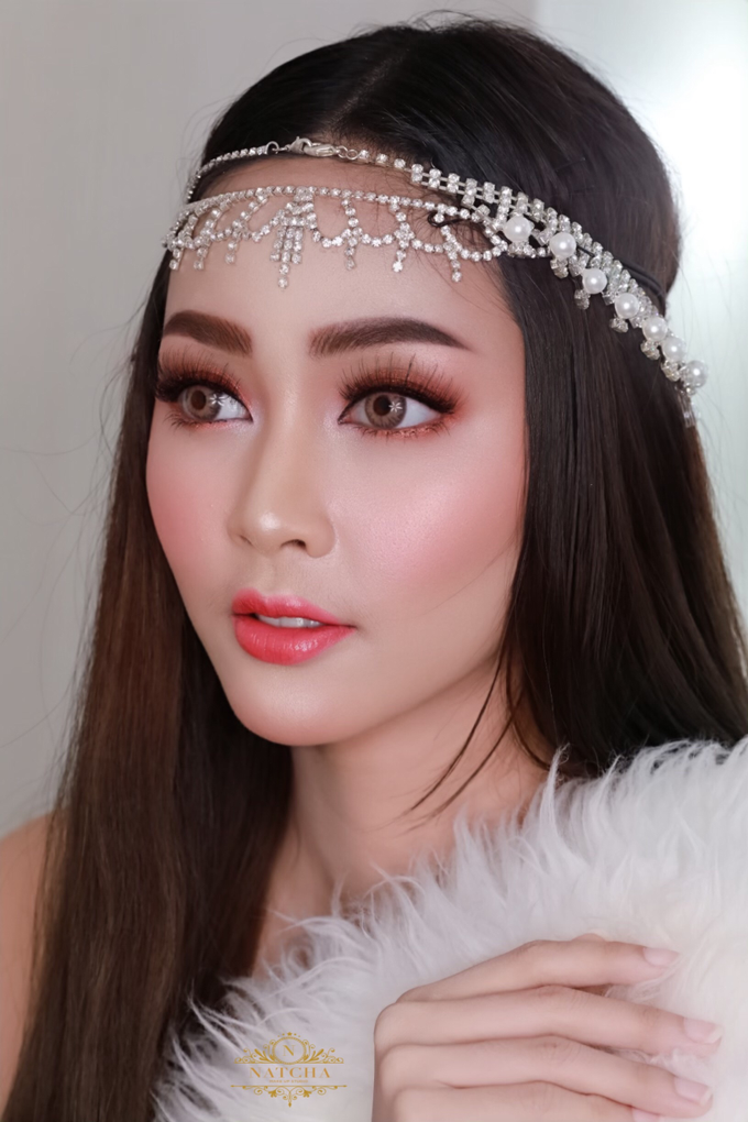 Thailand Bridal Look by Natcha Makeup Studio - 002