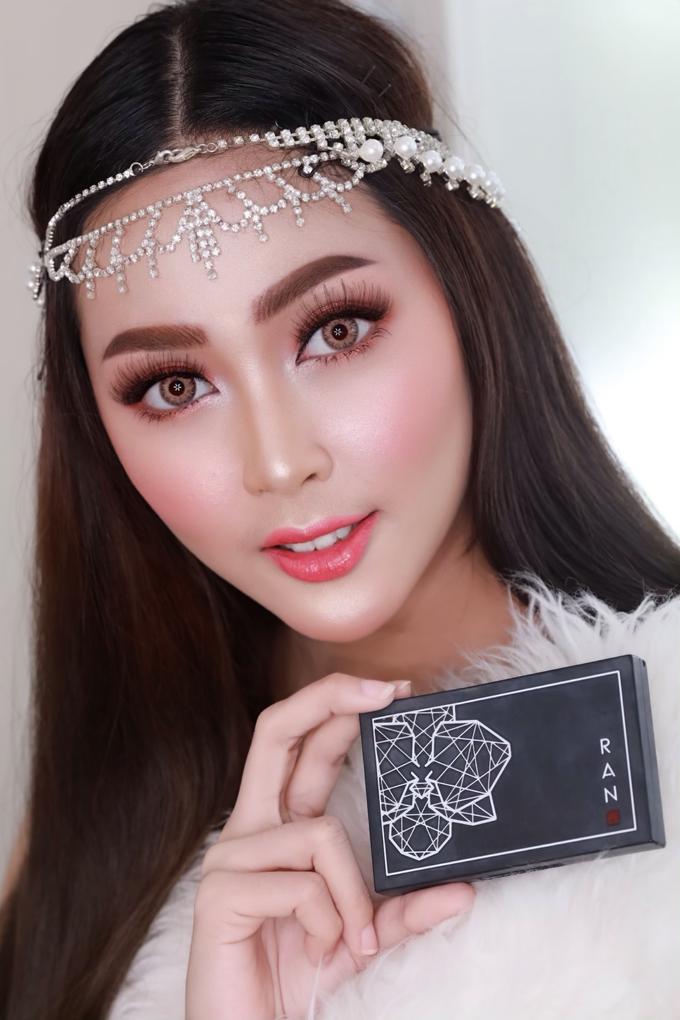 Thailand Bridal Look by Natcha Makeup Studio - 004