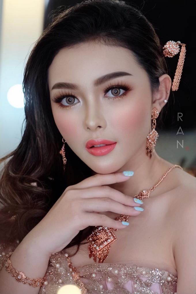 Thai Makeup Bridal  by Natcha Makeup Studio - 003