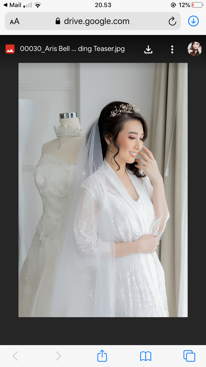 Bride Ms Bella  by Natcha Makeup Studio - 002