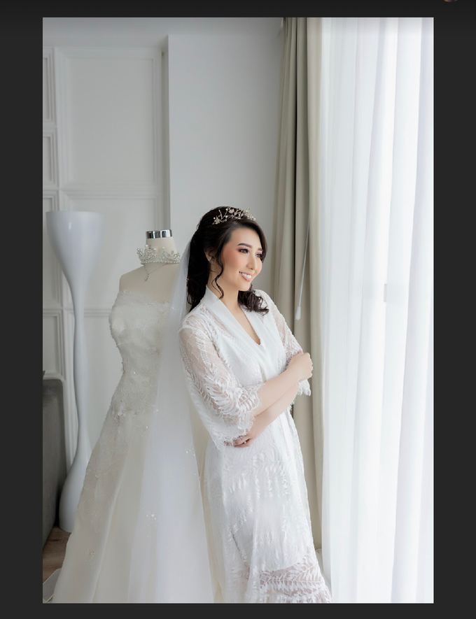Bride Ms Bella  by Natcha Makeup Studio - 003