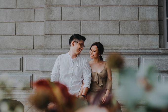 Engagement - Say Jon & Rosalind by Smittenpixels Photography - 004