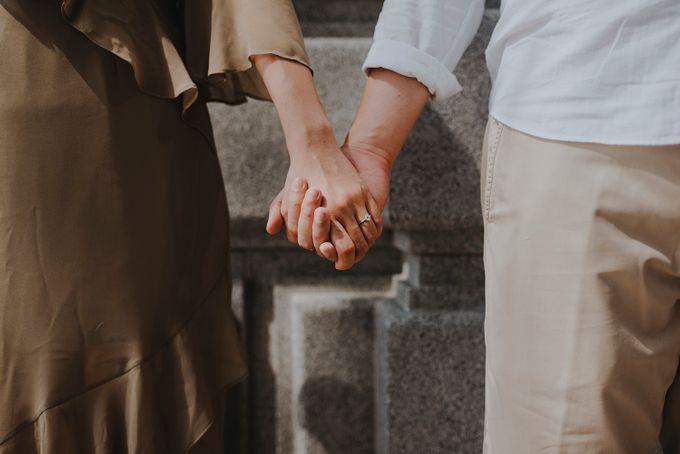 Engagement - Say Jon & Rosalind by Smittenpixels Photography - 005