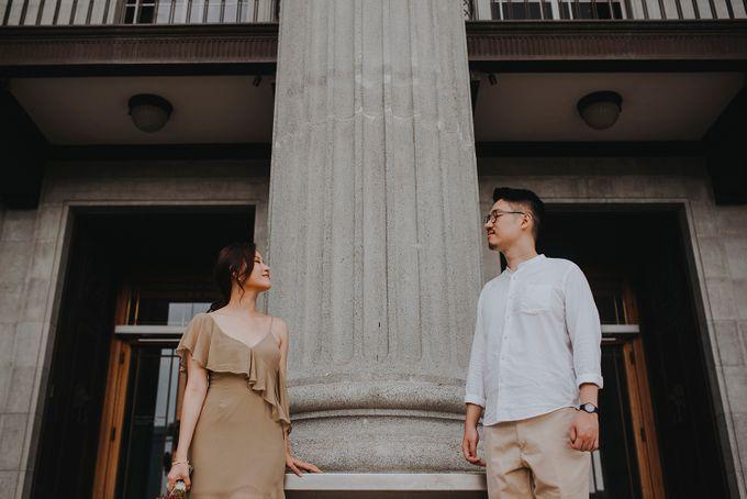 Engagement - Say Jon & Rosalind by Smittenpixels Photography - 008