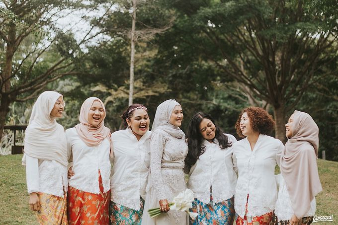 Actual Day Wedding of Naufal and Syahirah by Colossal Weddings - 009
