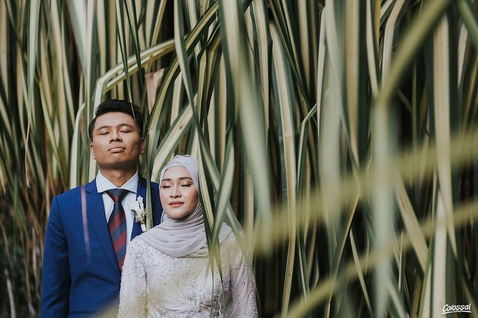 Actual Day Wedding of Naufal and Syahirah by Colossal Weddings - 008