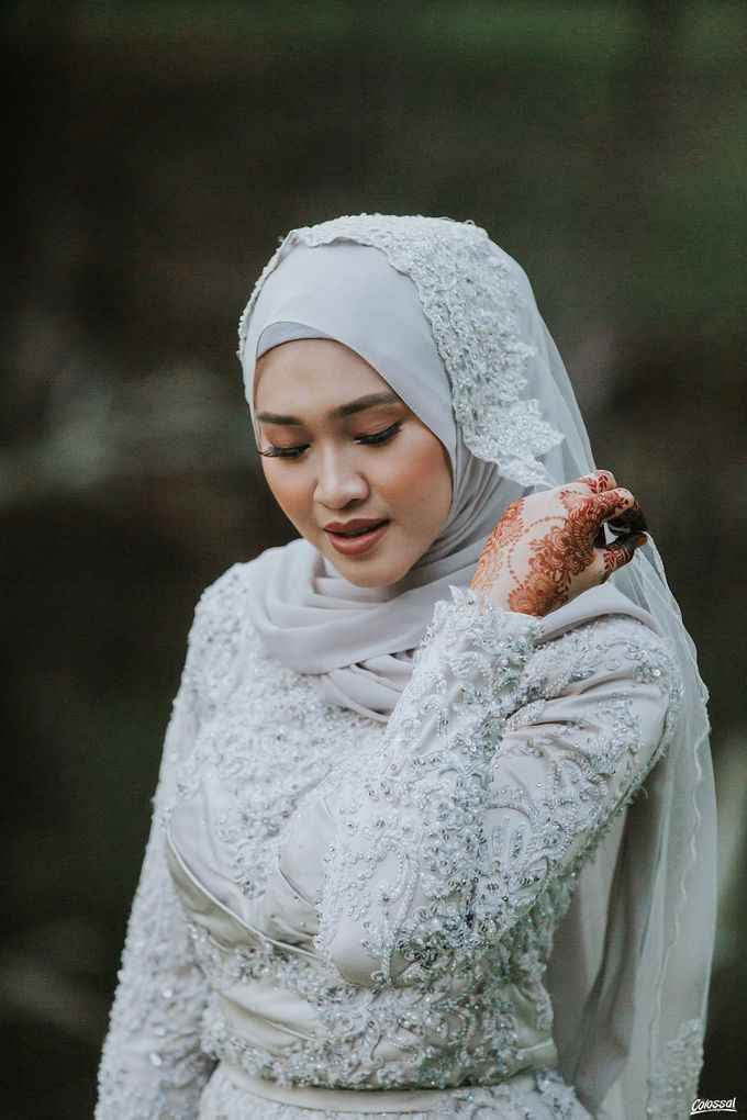 Actual Day Wedding of Naufal and Syahirah by Colossal Weddings - 014