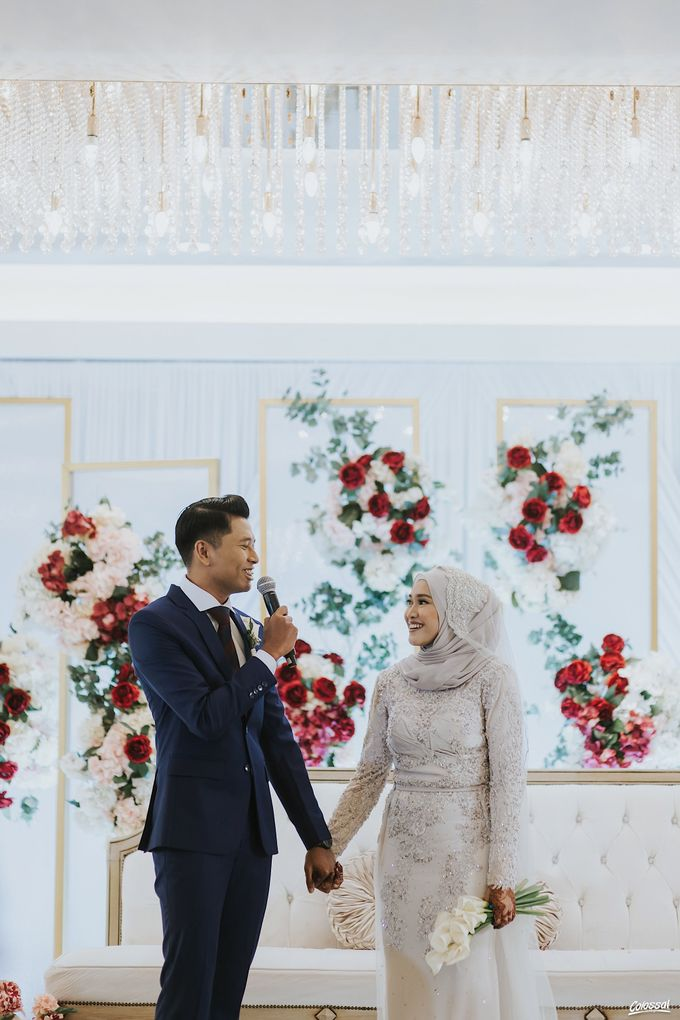 Actual Day Wedding of Naufal and Syahirah by Colossal Weddings - 007