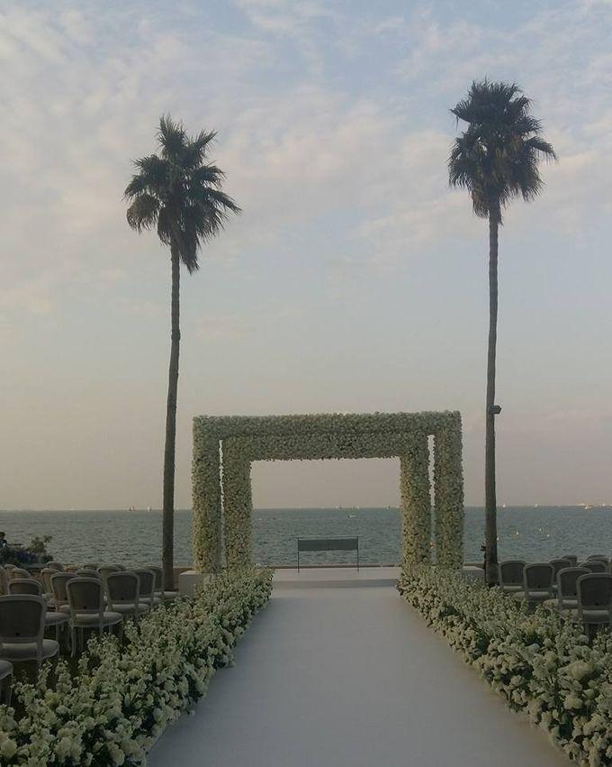 Burj Al Arab Wedding by Theresa D Wedding Celebrant - 007