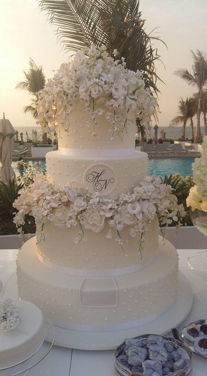 Burj Al Arab Wedding by Theresa D Wedding Celebrant - 009