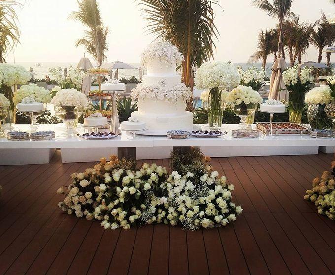 Burj Al Arab Wedding by Theresa D Wedding Celebrant - 008