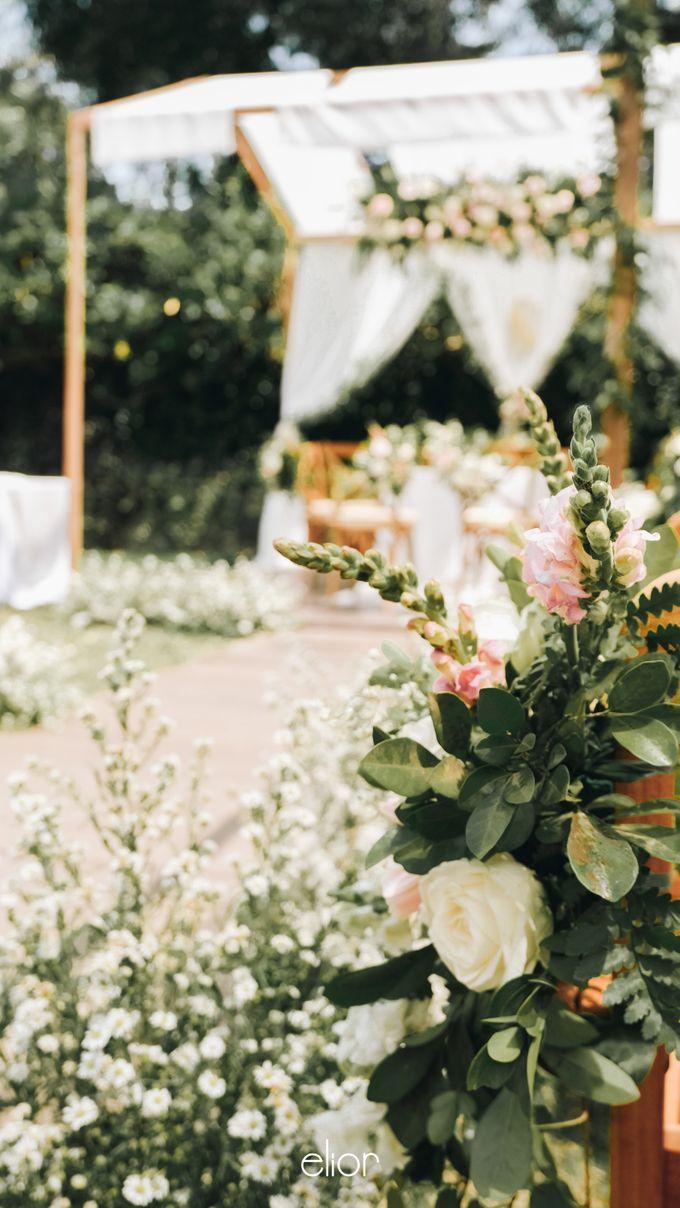 Wes Anderson Wedding Theme of of Nazura & Ichsan by Elior Design - 003