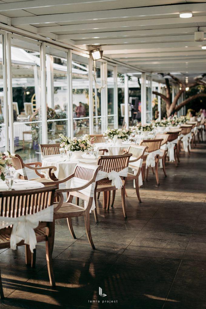 Wes Anderson Wedding Theme of of Nazura & Ichsan by Elior Design - 021