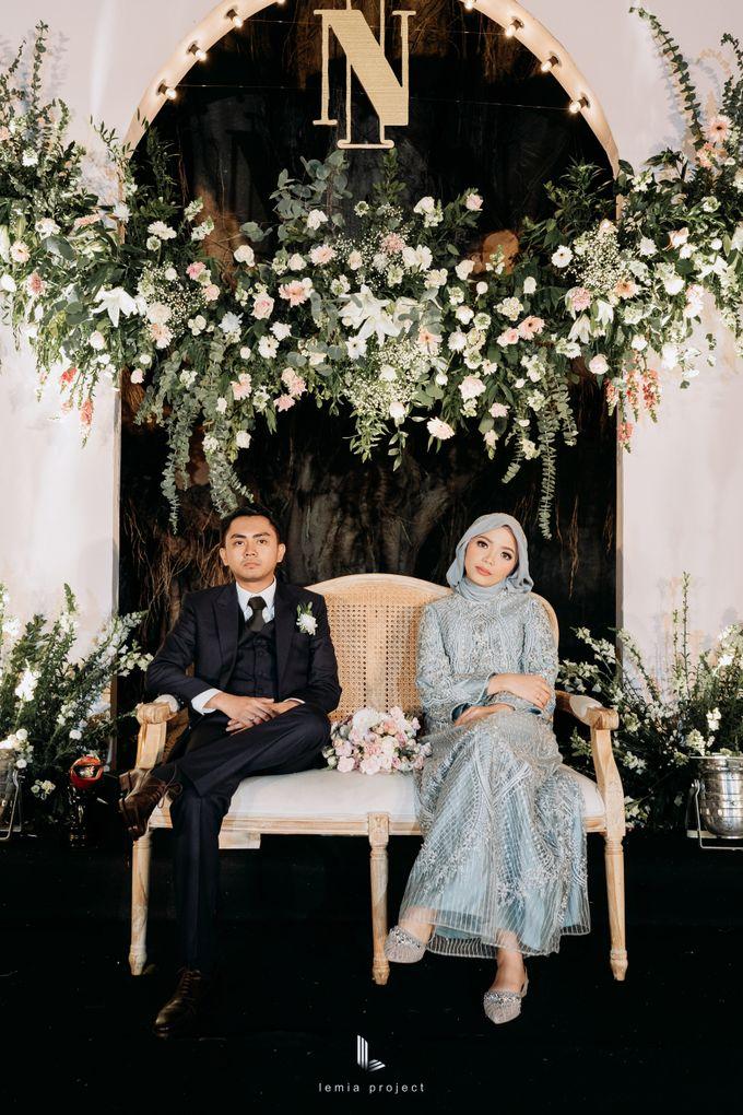 Wes Anderson Wedding Theme of of Nazura & Ichsan by Elior Design - 022