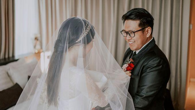 The Wedding of Martinus & Clarissa by Satori Planner - 007