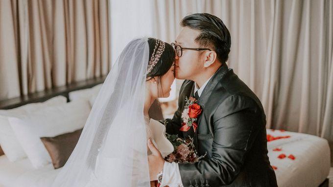 The Wedding of Martinus & Clarissa by Satori Planner - 008