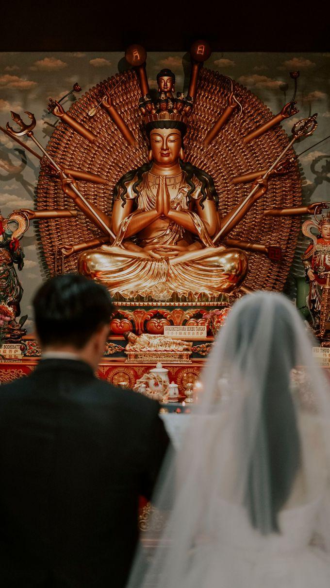 The Wedding of Martinus & Clarissa by Satori Planner - 009