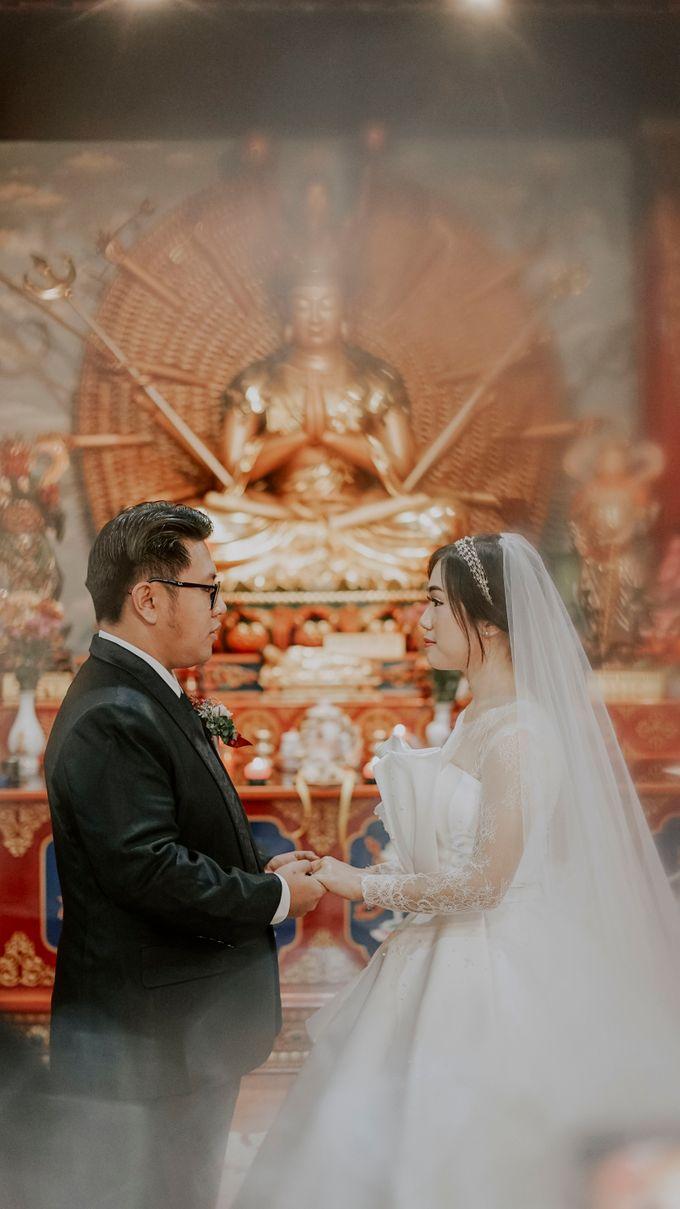 The Wedding of Martinus & Clarissa by Satori Planner - 010