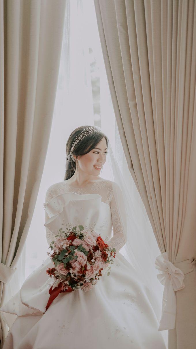 The Wedding of Martinus & Clarissa by Satori Planner - 011