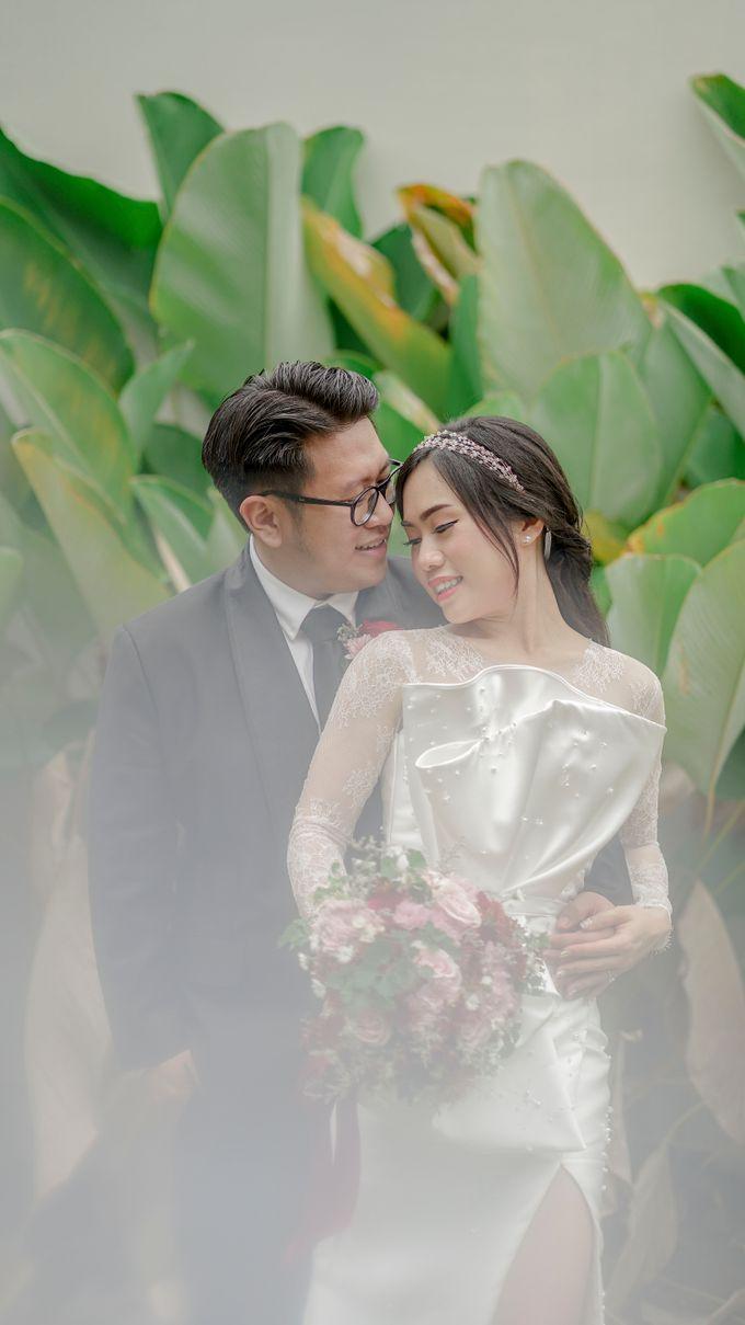 The Wedding of Martinus & Clarissa by Satori Planner - 013