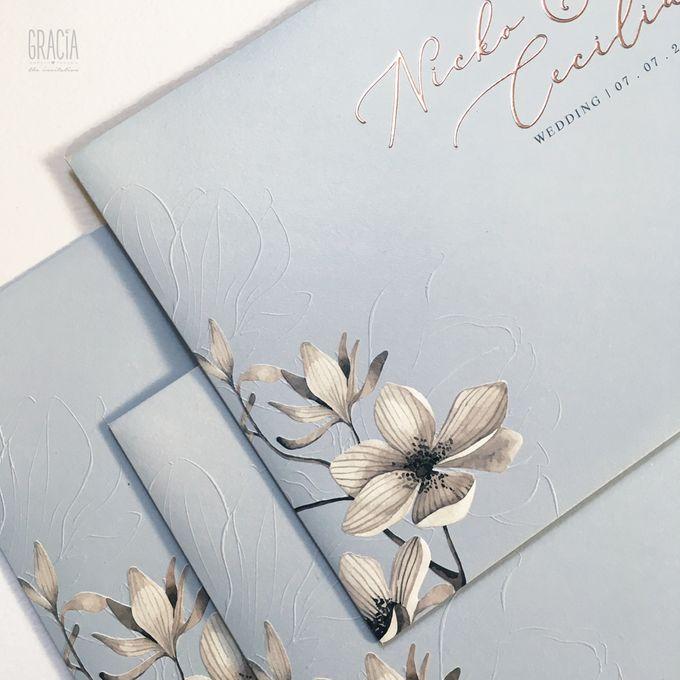 Nicko & Cecilia by Gracia The Invitation - 002