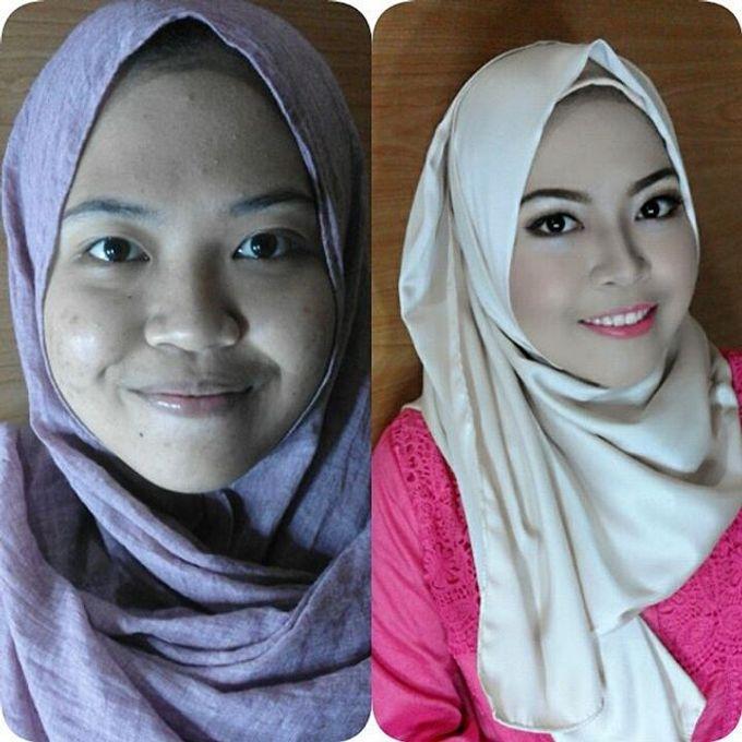Wedding Make Up, Graduation, And Engagement by qaylamakeup - 026