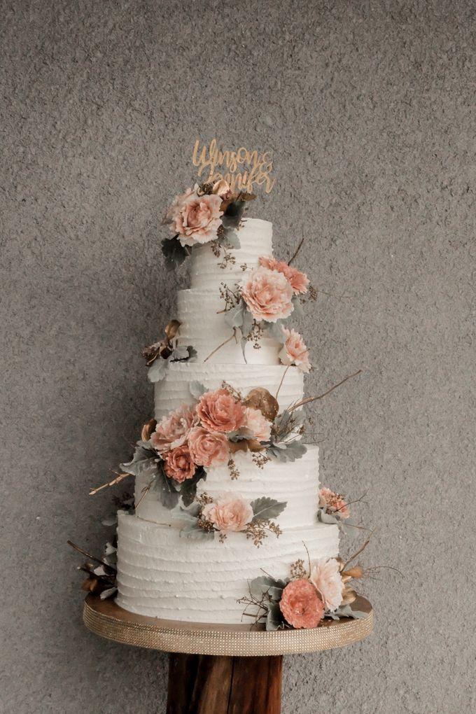 The Wedding of Winson & Jennifer by KAIA Cakes & Co. - 019