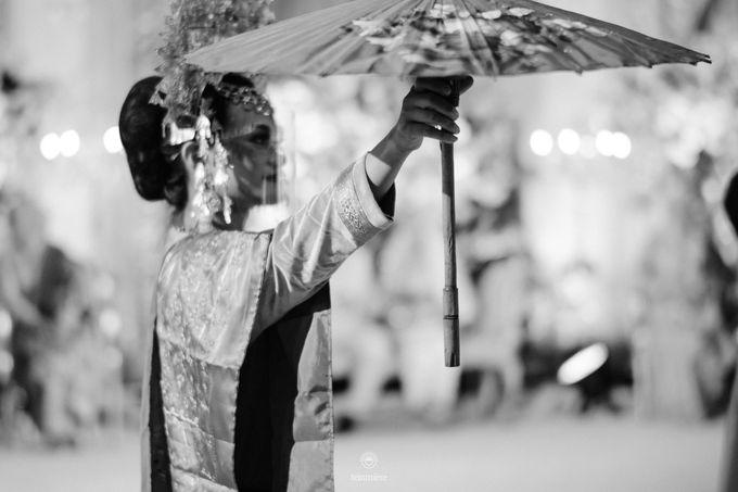 The Wedding of Ninda & Dedek by The Sultan Hotel & Residence Jakarta - 016