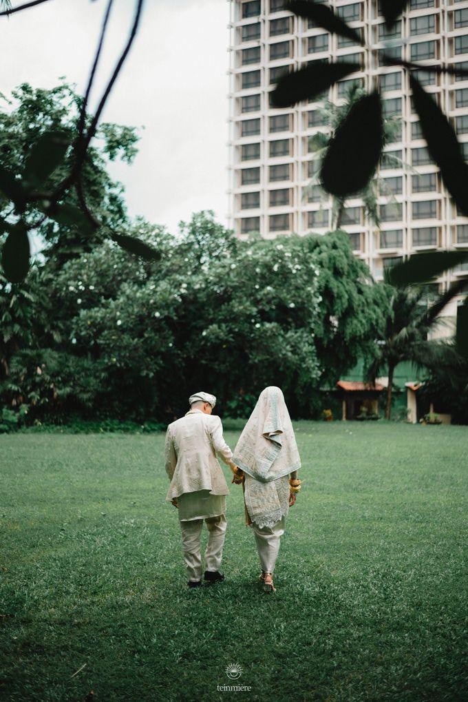 The Wedding of Ninda & Dedek by The Sultan Hotel & Residence Jakarta - 010