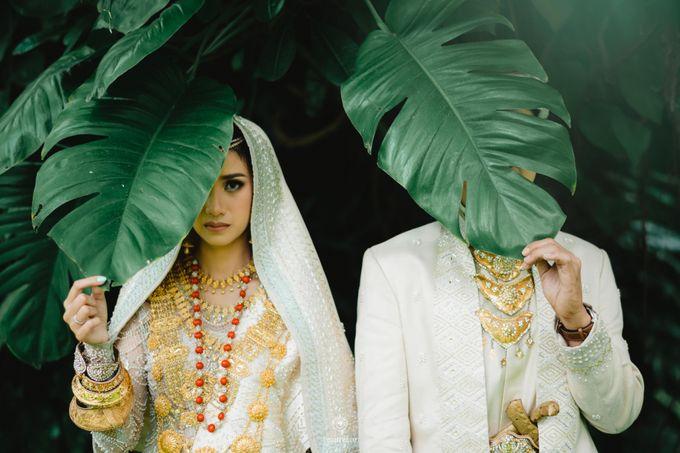 The Wedding of Ninda & Dedek by The Sultan Hotel & Residence Jakarta - 001