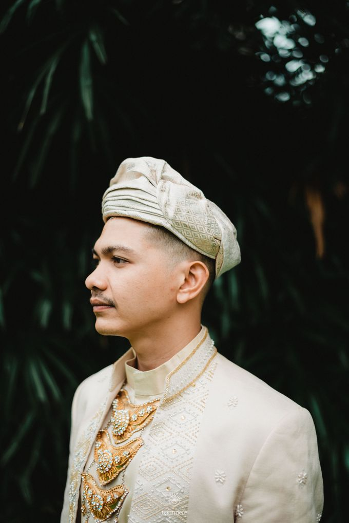 The Wedding of Ninda & Dedek by The Sultan Hotel & Residence Jakarta - 009