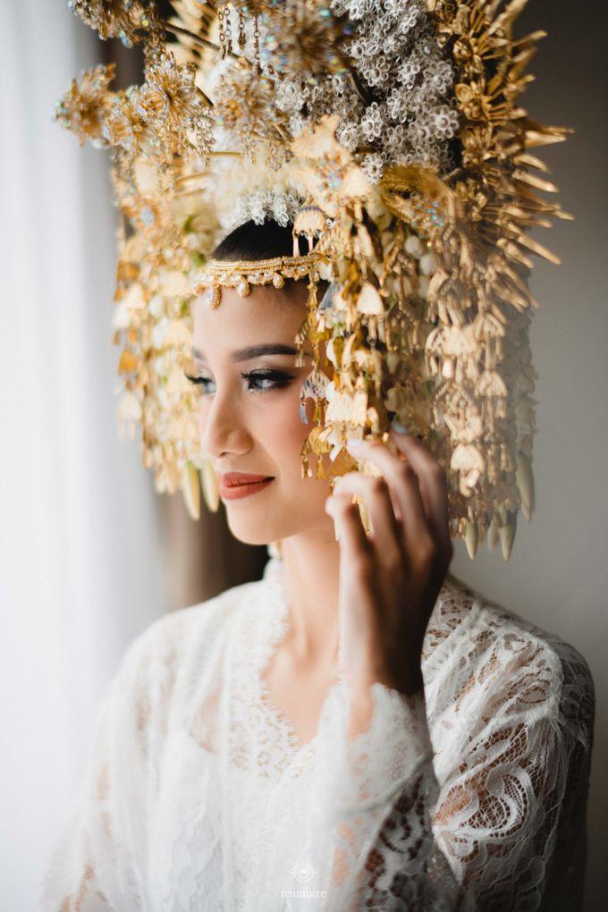 The Wedding of Ninda & Dedek by The Sultan Hotel & Residence Jakarta - 013