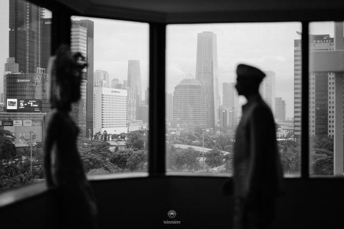 The Wedding of Ninda & Dedek by The Sultan Hotel & Residence Jakarta - 014